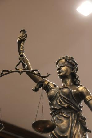La Giustizia - dettaglio